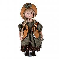 Фарфоровая кукла 346-008-1