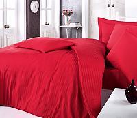 Постельное белье Clasy Stripe Красный
