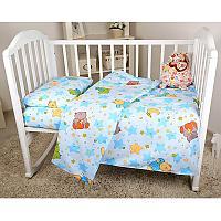 Детское постельное белье ОТК Звездопад