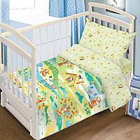 Детское постельное белье ОТК Гуси-лебеди