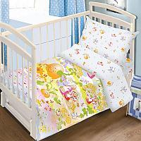 Детское постельное белье ОТК Репка