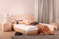 SALE! Кровать Perrino Дакота со стразами