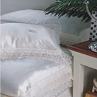 Постельное белье Silkline White