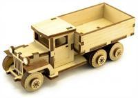 Конструктор 3D-Пазл Lemmo Советский грузовик ЗИС-5В, арт. ЗИС-2