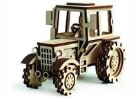 Конструктор 3D-Пазл Lemmo Трактор, арт. 00-8
