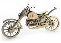 Конструктор 3D-Пазл Lemmo Мотоцикл 33, арт. МЦ-1