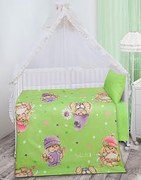Детское постельное белье Mona Liza Зайка Ми Ассорти