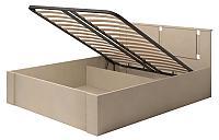 Кровать Ижмебель Скандинавия Люкс 160 с подъемным механизмом, мод.2