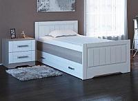 Кровать Кентавр 2000 Аллегро с настилом и ящиком для белья, №23