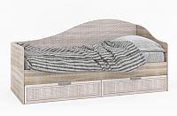 Диван-кровать Кентавр 2000 Раут-1 (80) с ящиками №22