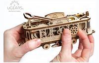 Конструктор 3D-Пазл Ugears Трамвайная линия