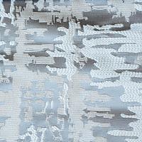 Декоративная подушка Asabella D6-3, серебристо-серая