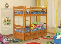 Двухярусная кровать Фокин Детская №1