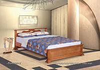 Кровать Фокин Лотос 1