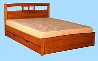 Кровать Альянс XXI век Флирт 2 с ящиками