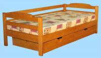 Кровать Лицей Плюс с ящиками Альянс XXI век