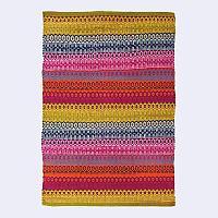 Коврик Arya Pitta, разноцветный