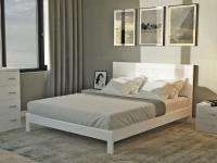 Кровать Райтон Dakota-тахта береза (белый, слоновая кость)