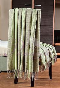 Плед Primavelle Bamboo жаккардовый, 140х180 см
