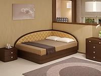 Купить кровать Toris Юма Тинто левое