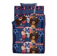 Маша и медведь, Команда
