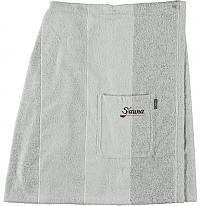 Халат-юбка Cawo 9065 для сауны