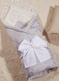 Одеяло-конверт KAZANOV.A. Бамбини, лаванда
