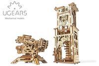 Конструктор 3D-Пазл Ugears Башня-аркбаллиста