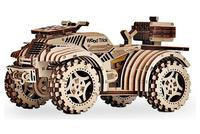 Конструктор 3D-Пазл Wood Trick Квадроцикл