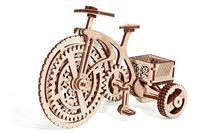 Конструктор 3D-Пазл Wood Trick Велосипед-визитница