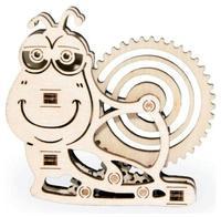 Конструктор 3D-Пазл Wood Trick Вудик Улитка