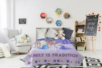 Детское покрывало Нордтекс Disney Family is tradition, арт. 24004
