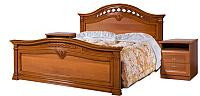 Кровать Ярцево Европа - 7 с 2-мя спинками (160)