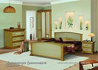 Кровать Фокин Клеопатра 2 (ротанг)